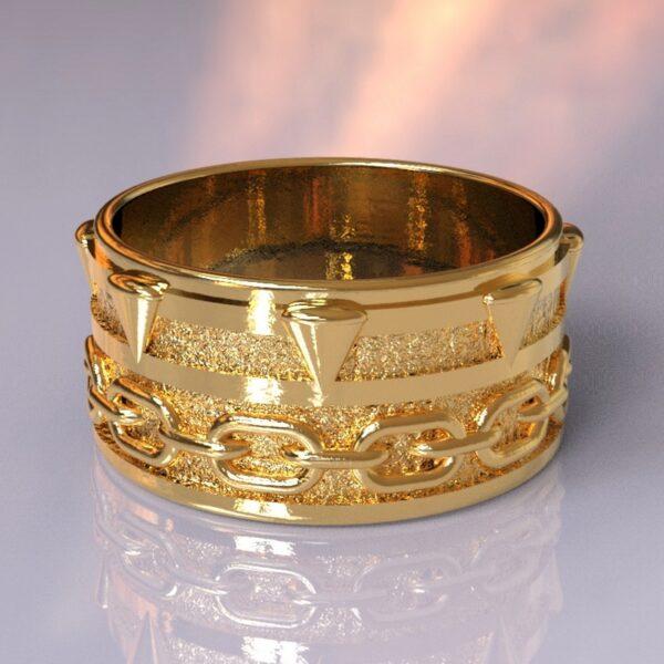 spawn wedding band gold 2