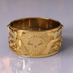 spawn wedding band gold 4